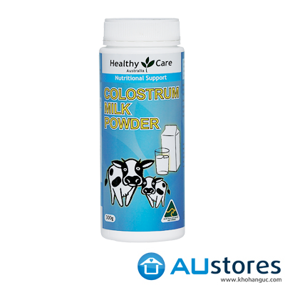 Sữa non Healthy Care Colostrum Milk Powder 300g