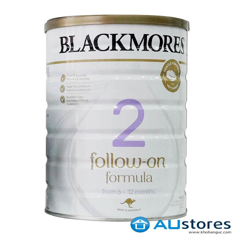 Sữa Blackmores Follow On Formula Úc 900gr cho bé từ 6- 12 tháng tuổi