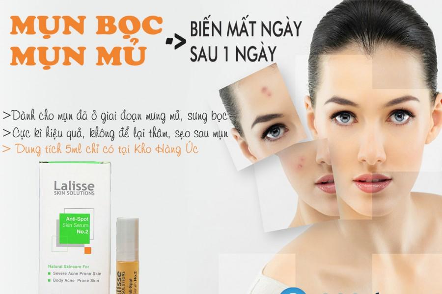 Serum dưỡng da và 2 sản phẩm tốt nhất tại Austores