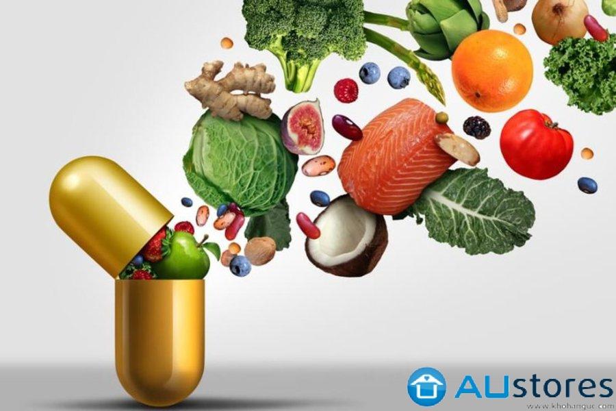Bổ sung vitamin và dinh dưỡng đúng cách tăng sức đề kháng chống dịch COVID-19