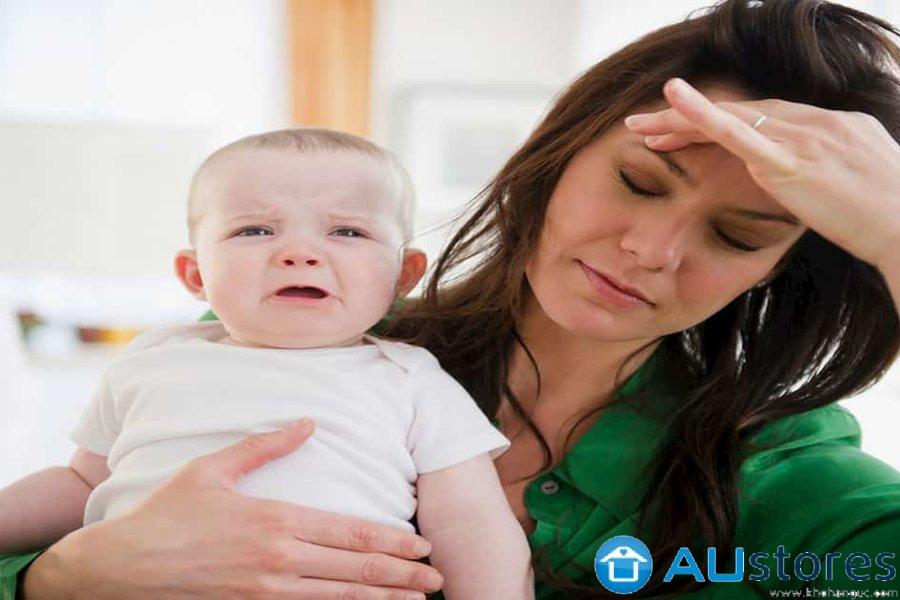 Phụ nữ sau sinh: Những vấn đề thường gặp và cách xử lý