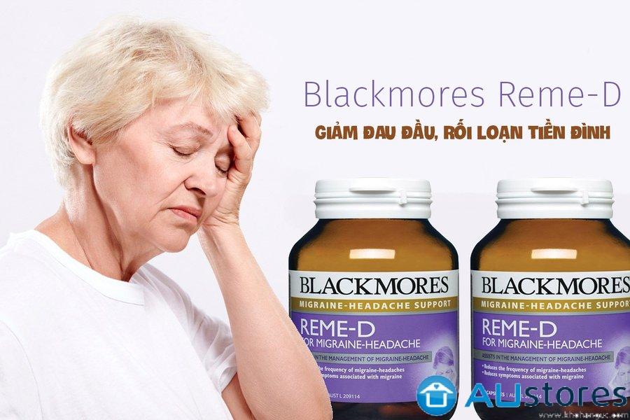 ReviewBlackmores Reme-d:Thuốc trị rối loạn tiền đình hiệu quả tốt nhất năm 2020