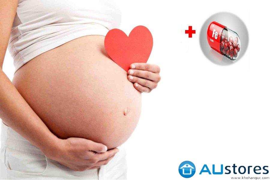 Dưỡng chất cần thiết cho bé khoẻ mạnh trong quá trình mang thaimẹ bầu cần biết
