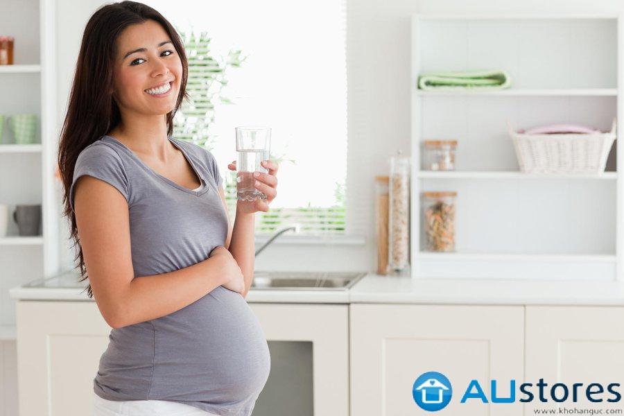 Tại sao bà bầu cần bổ sung canxi trong suốt thai kỳ?