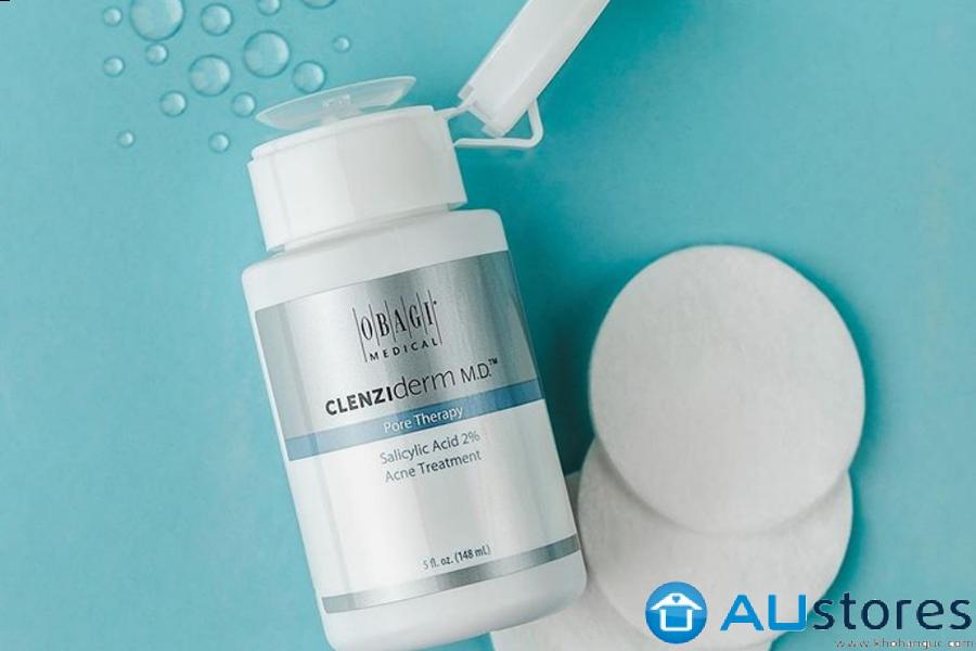 Review: Nước Hoa Hồng Obagi BHA Clenziderm MD Pore Therapy 2% Salicylic Acid có an toàn cho làn da của bạn?