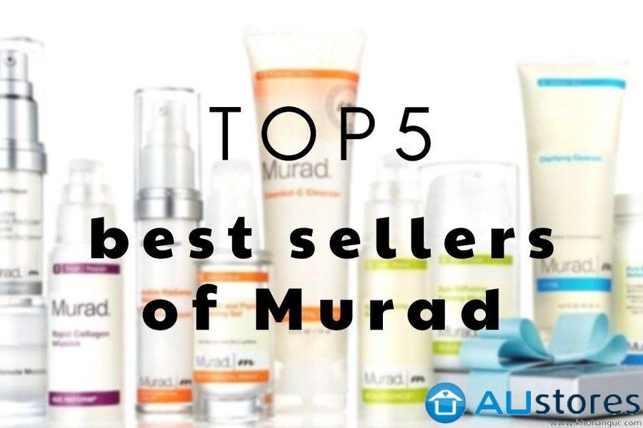 Top 5 sản phẩm Murad không thử thì phí cả đời !
