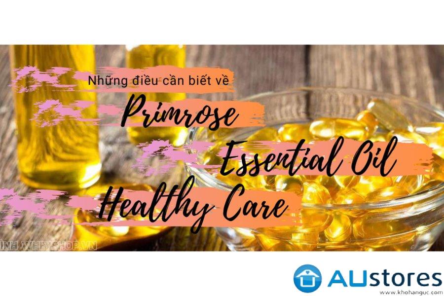Không phải ai cũng biết điều này về Tinh dầu hoa anh thảo Healthy Care