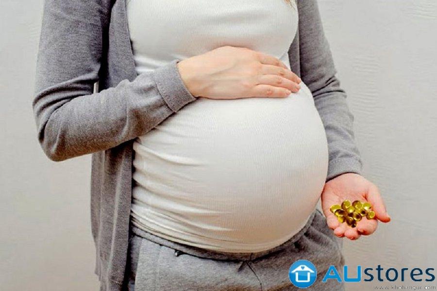 Phụ nữ mang thai có nên uống tinh dầu hoa anh thảo không?