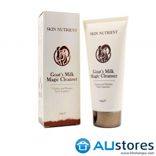 Sữa rửa mặt Skin Nutrient Goat's Milk Magic Cleanser 100g