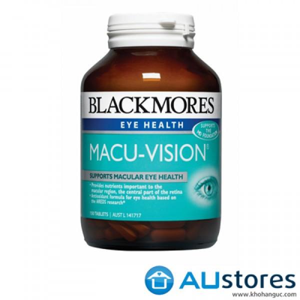 Viên uống bổ mắt Blackmores Macu Vision 30 viên