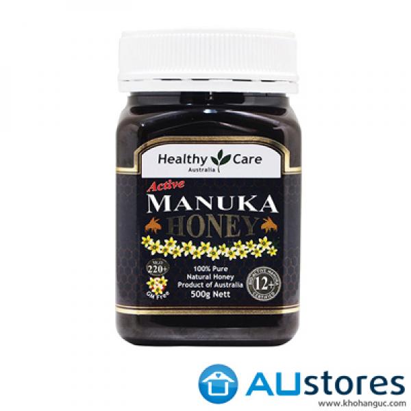 Mật ong Healthy Manuka Honey MGO 220+ 12+ 500g