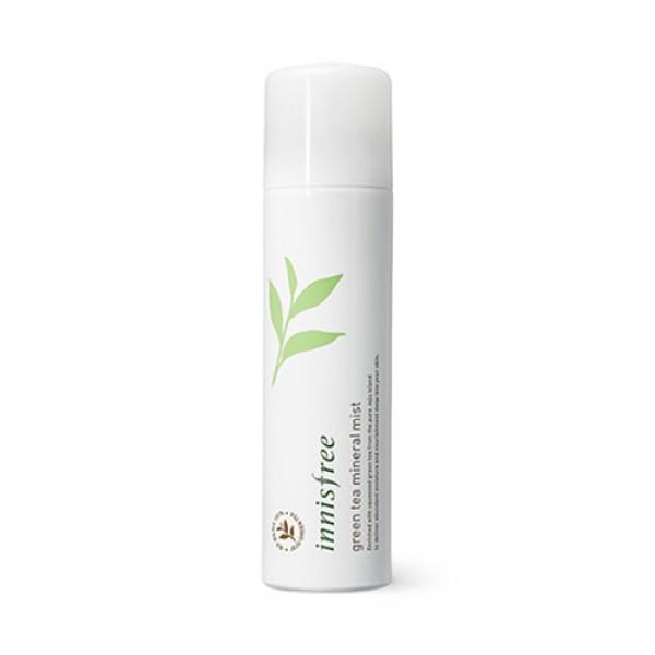 Xịt khoáng Innisfree Green Tea Mineral Mist 150ml