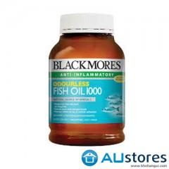 Blackmores Odourless fish oil 1000 400 viên