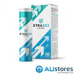 Viên sủi XTRAZEX For Men Hendel của Nga  tăng cường sinh lý nam giới