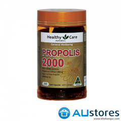 Keo ong Healthy Care Propolis 2000