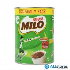 Sữa Nestle Milo Hộp 1kg Của Úc  Cho Cả Bé Và Gia Đình