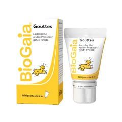 Men vi sinh BioGaia Gouttes dùng cho trẻ sơ sinh và trẻ nhỏ