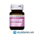 Viên uống Blackmores Folate chống dị tật thai nhi