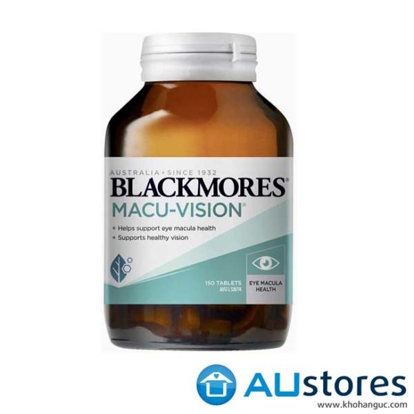 Viên uống bổ mắt Blackmores Macu Vision 150 viên