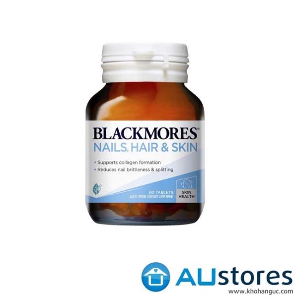Vitamin bổ móng, tóc và da Blackmores Nails Hair Skin