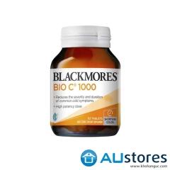Viên uống bổ sung vitamin C Blackmores Bio C 1000mg 62 viên