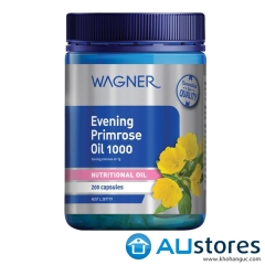 Tinh dầu hoa anh thảo Wagner Evening Primrose Oil 1000mg