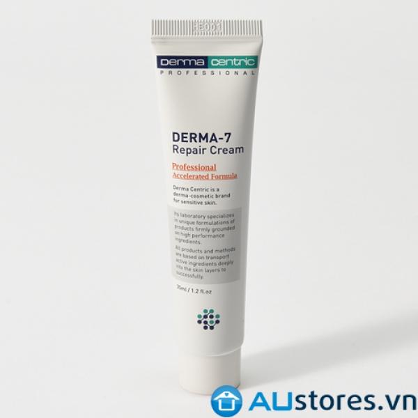 kem dưỡng dành cho da nhạy cảm phục hồi da Derma Centric 7 repair cream