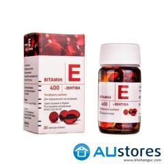Viên uống Vitamin E đỏ 400mg của Nga