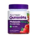 Kẹo dẻo ngủ ngon Natrol Gummies Melatonin 10mg vị dâu 90 viên của Mỹ