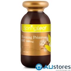 Viên uống Tinh Dầu Hoa Anh Thảo Springleaf Evening Primrose Oil 400 viên