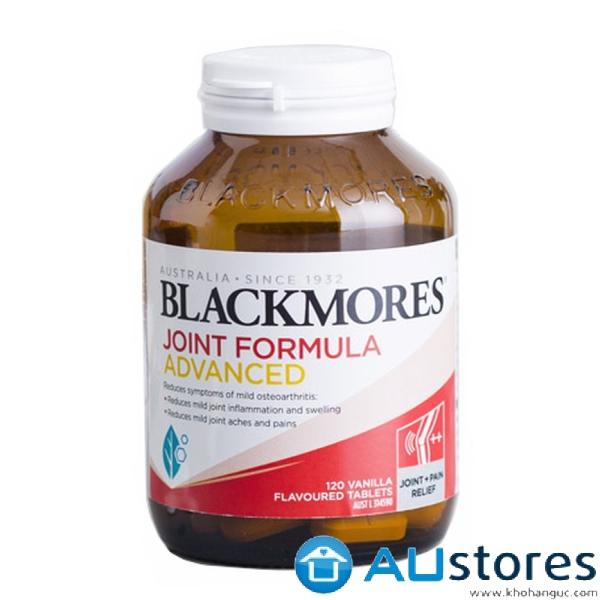 Viên uống bổ xương khớp Blackmores Joint Formula ADVANCED