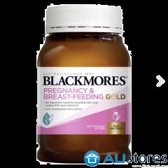 Vitamin tổng hợp cho bà bầu - Blackmores Pregnancy Breastfeeding Gold 180 viên