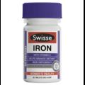 Viên uống bổ sung sắt Swisse Ultiboost Iron 30 tablets của úc