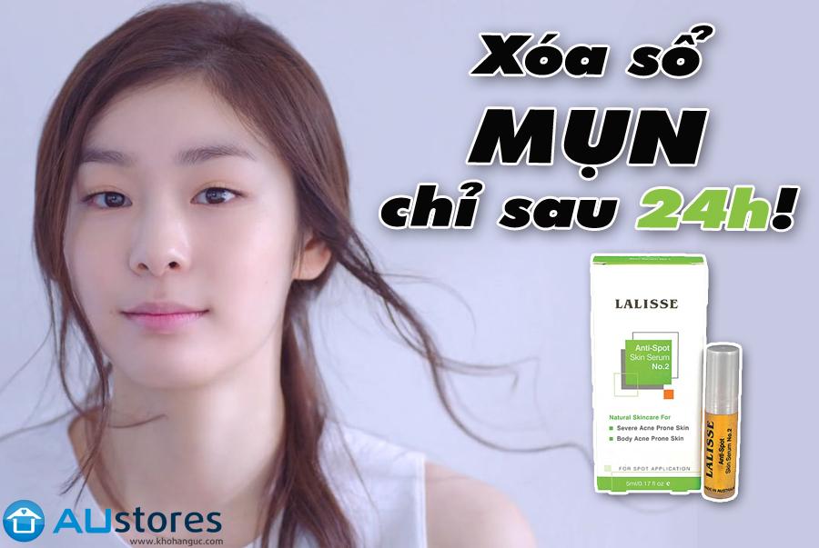 Serum trị mụn Lalisse Anti Spot Skin No.2
