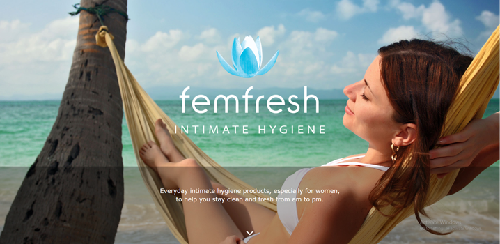 Dung dịch vệ sinh phụ nữ Femfresh Daily Intimate Wash