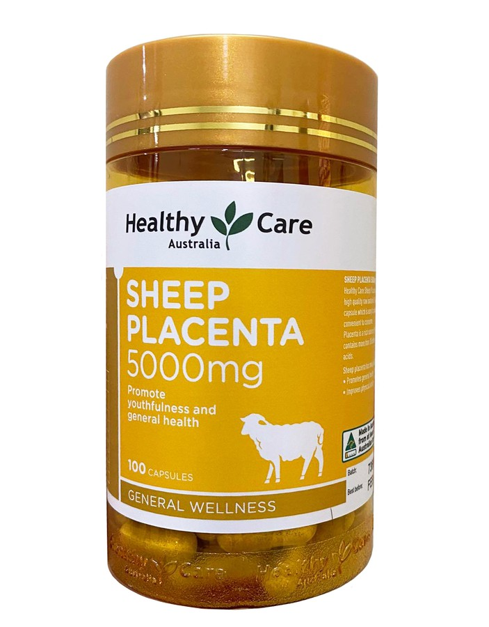 Sheep Placenta Healthy Care 5000mg